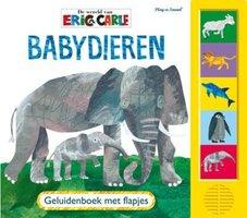 Babydieren (geluidenboek) / Eric Carle
