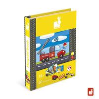 Magnetibook - auto's / Janod