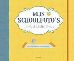 Mijn schoolfoto's album (geel) / Deltas