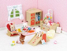 Babykamer set / Sylvanian Families