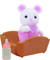Baby Witte Muis / Sylvanian Families