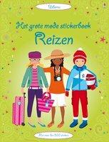 Het grote mode stickerboek: Reizen. 5+ / Usborne