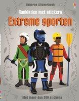 Aankleden met stickers: Extreme sporten. 4+ / Usborne