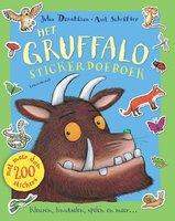 Het Gruffalo stickerdoeboek 4+ / Usborne