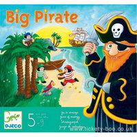 Bordspel Big Pirate / Djeco