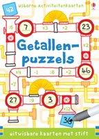 Activiteitenkaarten: Getallenpuzzels 7+ / Usborne