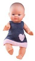 Baby meisjespop Aziatisch Blanca Gekleed / Paola Reina