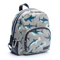 Wild Shark Rugzak / ZEBRA