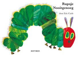 Rupsje Nooitgenoeg (kartonboekje) / Eric Carle