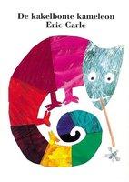 De kakelbonte kameleon (kartonboek). 3+ / Eric Carle