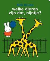 Welke dieren zijn dat, nijntje (stickerboek). 3+ / Dick Bruna
