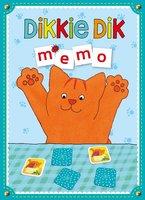 Dikkie Dik spel in blik: Memo. 3+