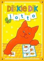 Dikkie Dik spel in blik: Lotto. 3+