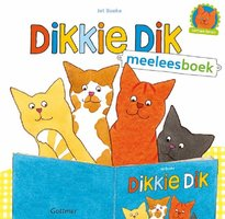 Dikkie Dik meeleesboek 3+