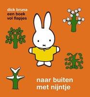 Naar buiten met nijntje (flapjesboek) 2+ / Dick Bruna