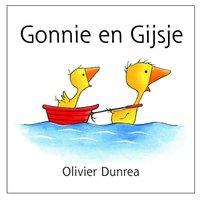 Gonnie en Gijsje (kartonboekje) 2+ / Gottmer