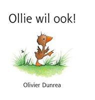 Ollie wil ook! (kartonboekje) 2+ / Gottmer