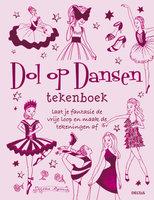 Dol op dansen tekenboek / Deltas
