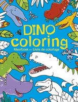 Dino coloring kleurboek / Deltas
