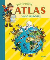 Eerste grote atlas voor kinderen 8+ / Deltas