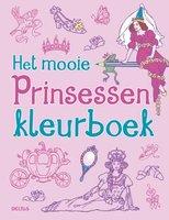Het mooie prinsessen kleurboek / Deltas