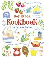 Het grote kookboek voor kinderen / Deltas