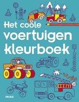 Het coole voertuigen kleurboek / Deltas