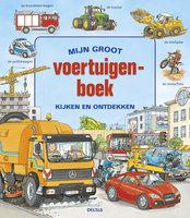 Mijn groot voertuigenboek - Kijken en ontdekken 2+ / Deltas