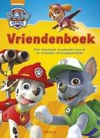 Paw Patrol vriendenboek / Deltas