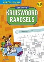 Puzzel je slim! - Leerrijke kruiswoordraadsels (10-12 jaar) / Deltas