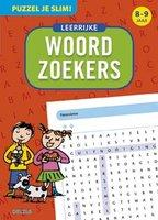 Puzzel je slim! - Leerrijke woordzoekers (8-9 jaar) / Deltas