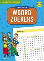 Puzzel je slim! - Leerrijke woordzoekers (9-10 jaar) / Deltas