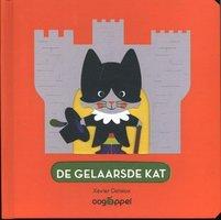 De Gelaarsde Kat (kartonboek) 2+ / Oogappel WPG