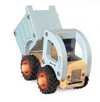 Houten Vuilniswagen / Egmont Toys