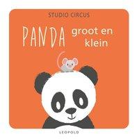 Studio Circus: Panda groot en klein (kartonboek) 1+ / Leopold