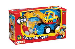 Dexter de graafmachine/WOW Toys