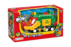 Fred Vuiliswagen/WOW Toys