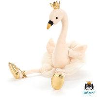 Fancy Swan Zwaan / JellyCat