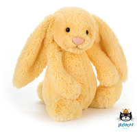 Konijn Bashful Lemon Bunny Medium / JellyCat
