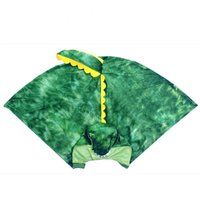 Dinocape T Rex groen 3-6 jaar / Great Pretenders