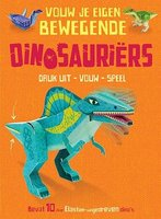 Vouw je eigen bewegende dinosauriërs / Luitingh Sijthoff