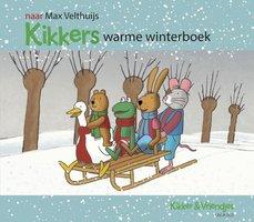 Kikkers warme winterboek. 3+ / Max Velthuijs
