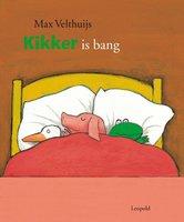 Kikker is bang (groot). 4+ / Max Velthuijs