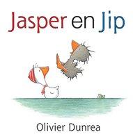 Jasper en Jip (kartonboekje). 2+ / Gottmer