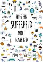 Poster Superheld / Leonie Verver