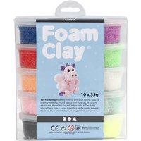 Foam Clay Basic Glitter