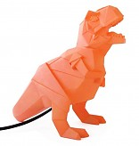 LED lamp Dinosaurus T-rex ORANJE / The House of Disaster