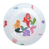 Delightful Mermaid melamine diep bord / Ginger