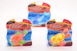 Aqua fun zwembaddieren met licht