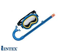 Duikbril met snorkel / Intex